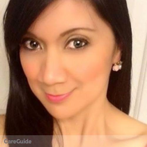 Canadian Nanny Provider Glenda Oficiar's Profile Picture
