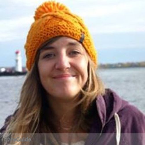 Canadian Nanny Provider Laurine Ratte's Profile Picture