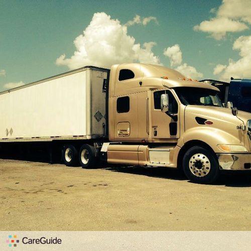 Truck Driver Job Henry Daza's Profile Picture