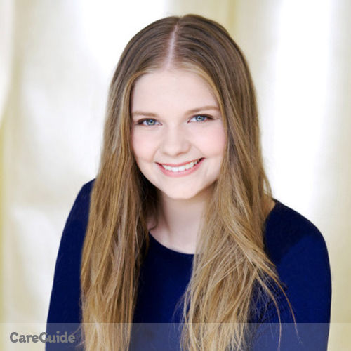 Canadian Nanny Provider Michaela de Boer's Profile Picture