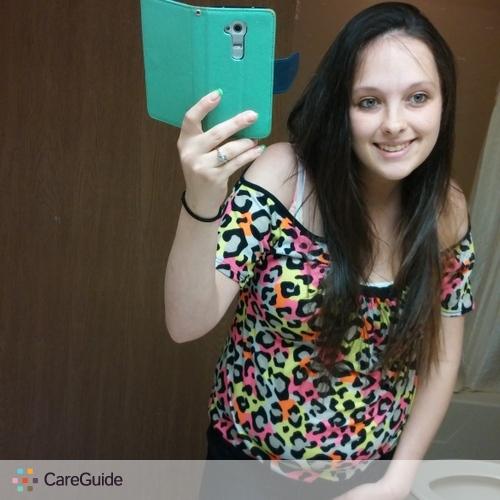 Child Care Provider Danielle King's Profile Picture