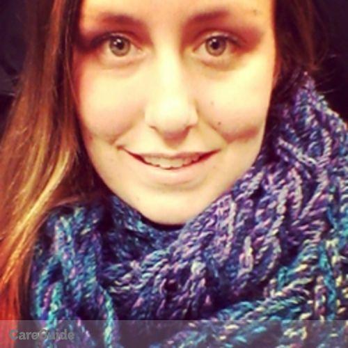 Canadian Nanny Provider Katrina Z's Profile Picture