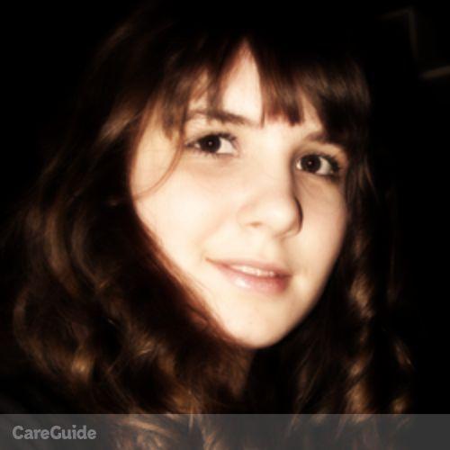 Canadian Nanny Provider Talina 's Profile Picture