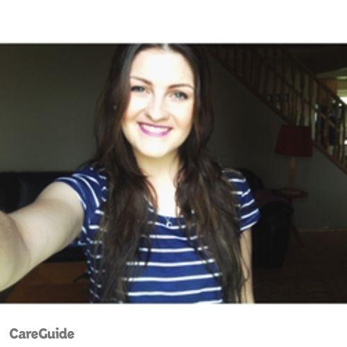 Canadian Nanny Provider Brooklyn Danter's Profile Picture