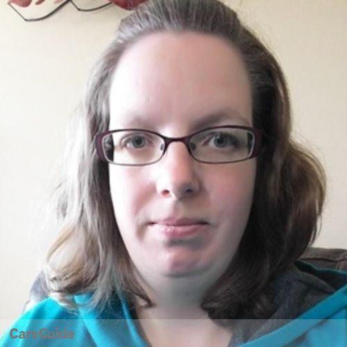 Canadian Nanny Provider Lisa K's Profile Picture