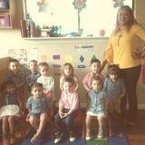 Love working with children