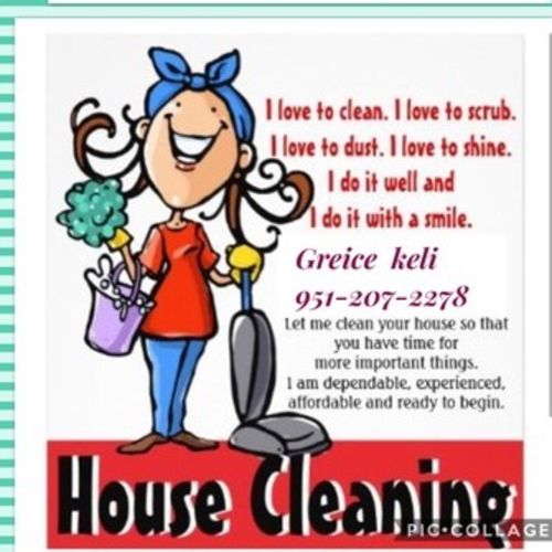 Housekeeper Provider Greice K.'s Profile Picture