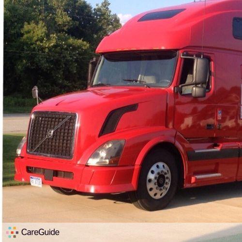 Truck Driver Job Palushi T's Profile Picture