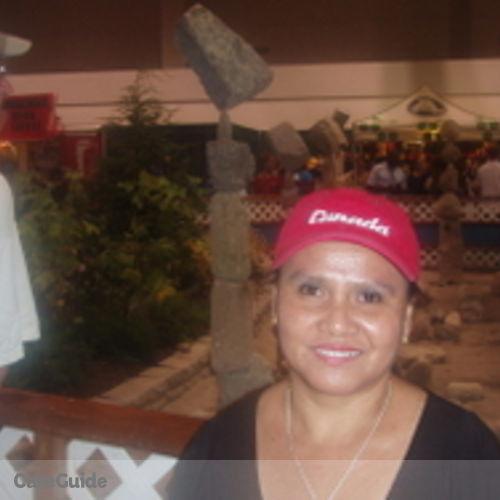 Canadian Nanny Provider Rowena V's Profile Picture