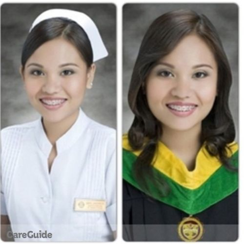 Canadian Nanny Provider Jan Eunice Ompoc's Profile Picture