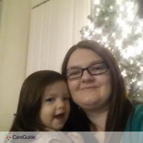Child Care Provider Samantha E's Profile Picture