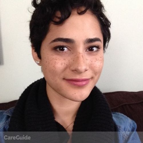 Canadian Nanny Provider Léa Murat-Ingles's Profile Picture
