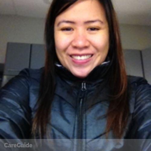 Canadian Nanny Provider Kristine Anne C's Profile Picture