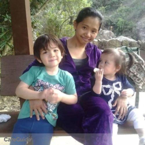 Canadian Nanny Provider Maria Cecilia A's Profile Picture