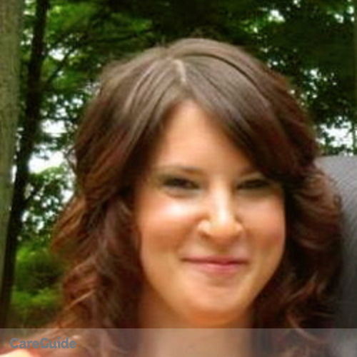 Canadian Nanny Provider Jennifer May's Profile Picture