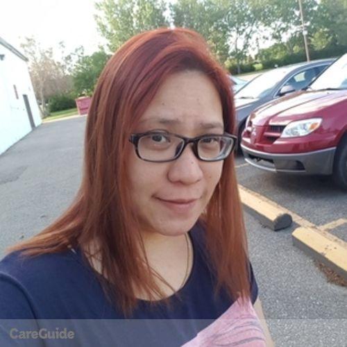 Canadian Nanny Provider Annalyn Lacuesta's Profile Picture