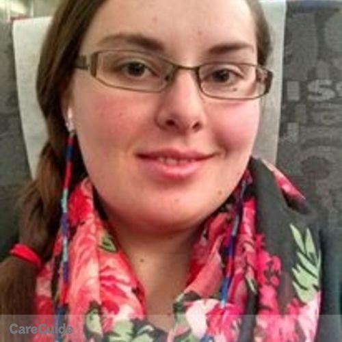 Canadian Nanny Provider Rebecca Brett's Profile Picture