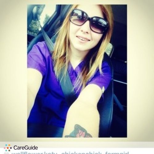 Housekeeper Provider Katy Z's Profile Picture