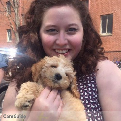 Pet Care Provider Emmaleigh Grady's Profile Picture