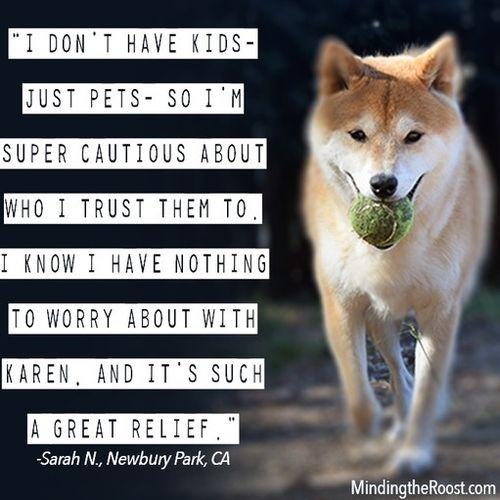 Pet Care Provider Karen S Gallery Image 2