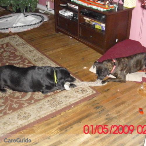 Pet Care Job Bonnie Richardson's Profile Picture
