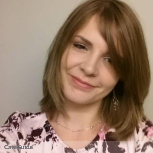 Canadian Nanny Provider Alexandria Smith's Profile Picture