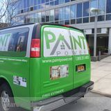 Painter in Astoria