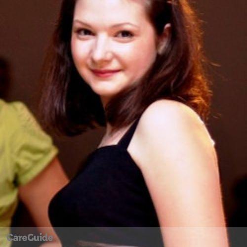 Canadian Nanny Provider Eugenia Voznaya's Profile Picture