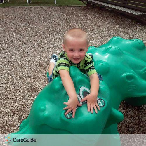 Child Care Provider Lindsay R's Profile Picture