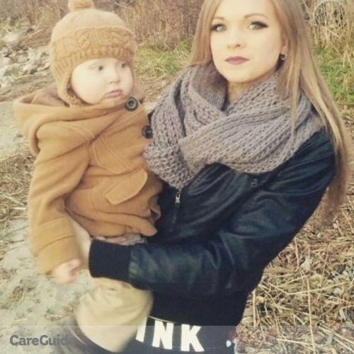 Canadian Nanny Provider Alecia K's Profile Picture