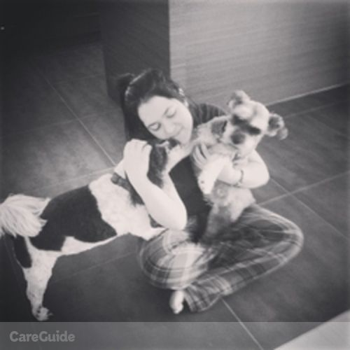 Canadian Nanny Provider Veronica La Leggia's Profile Picture