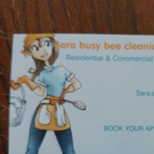 Housekeeper Provider Sara G's Profile Picture