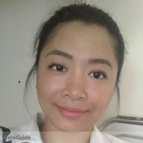 2nd year Nursing Student