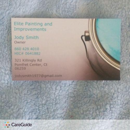 Painter Provider Jody Smith's Profile Picture