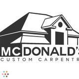 Mcdonalds Custom Carpentry