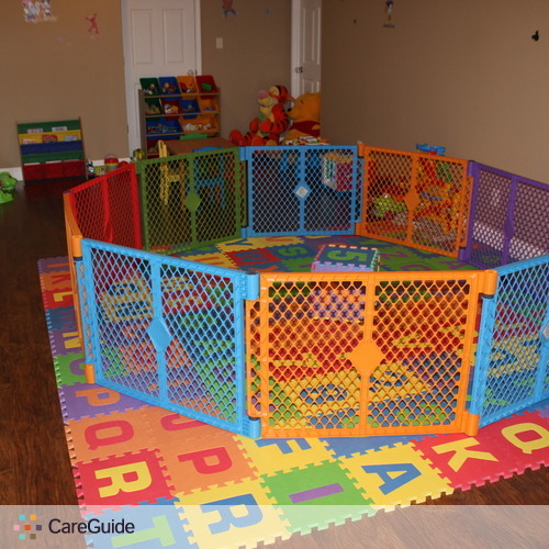 Child Care Provider Nicole A's Profile Picture