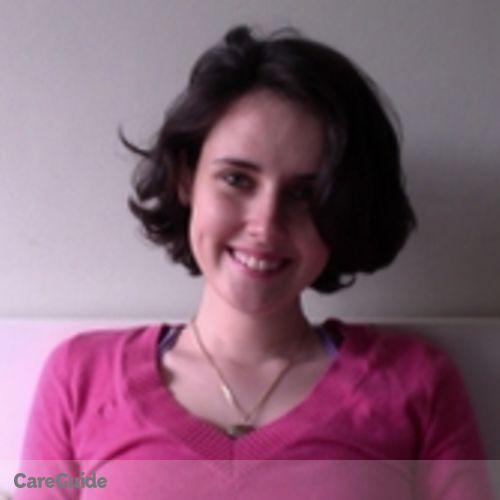 Canadian Nanny Provider Claire Begley's Profile Picture