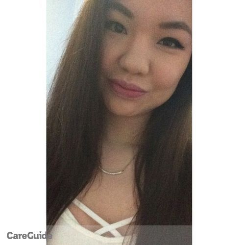 Canadian Nanny Provider Hilary Fung's Profile Picture