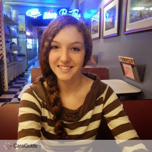 Child Care Provider Gabbie S's Profile Picture
