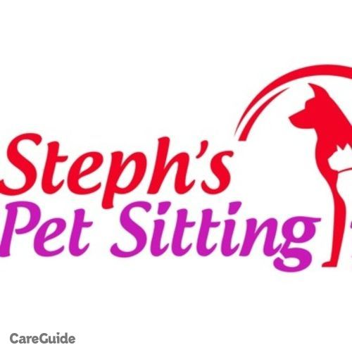 Pet Care Provider Stephanie Savy's Profile Picture