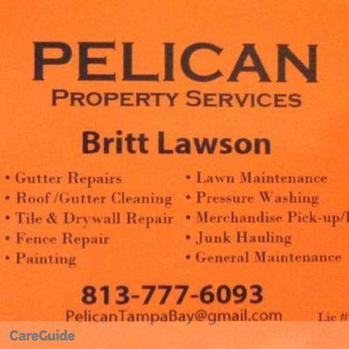 Handyman Provider Britt Lawson's Profile Picture