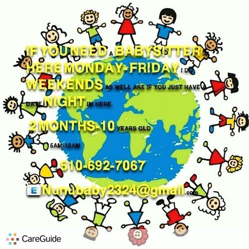 Child Care Job Squirrelisha Rivera's Profile Picture