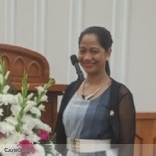 Canadian Nanny Provider Cristina R's Profile Picture
