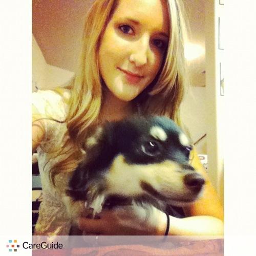 Pet Care Provider Angela D's Profile Picture