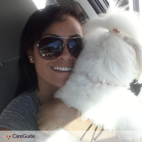 Pet Care Provider Angie Sarmiento's Profile Picture