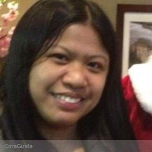 Canadian Nanny Provider Divina Galla's Profile Picture