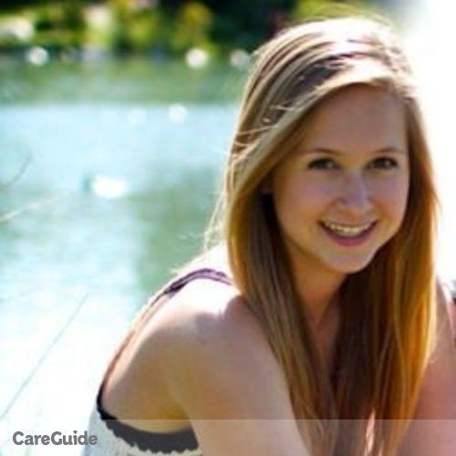 Canadian Nanny Provider Erin Evoy's Profile Picture