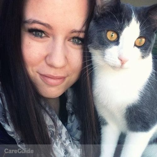 Pet Care Provider Alexandra Turcotte's Profile Picture