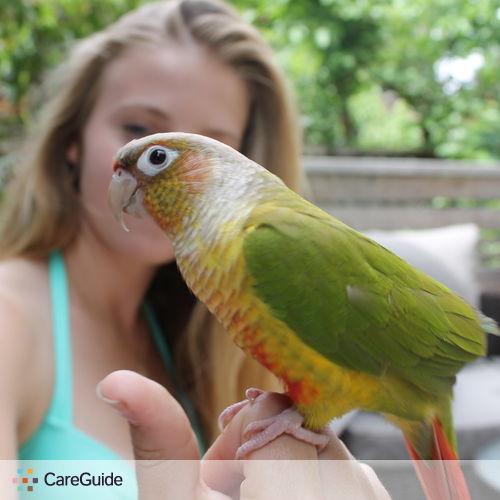 Pet Care Provider Georgia Walker's Profile Picture