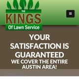 The kings of lawn service